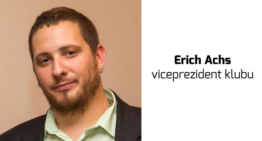 Erich Achs stranka