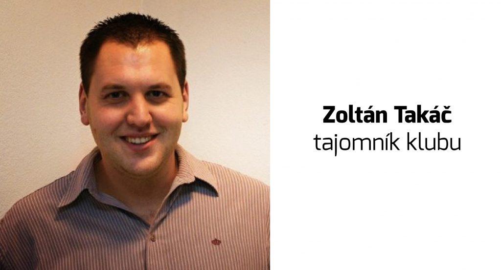 Zoltan Takac stranka